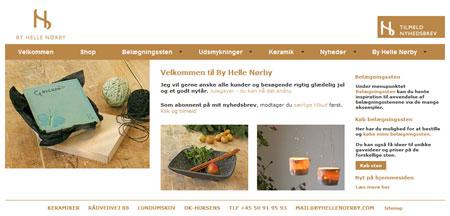 Modtage nyhedsbrevet fra By Helle Nørby