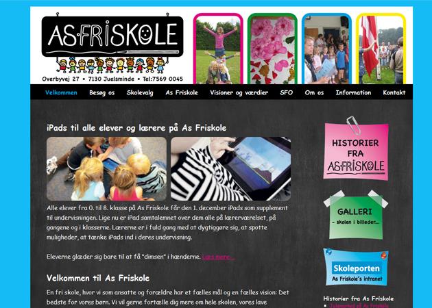 As Friskole