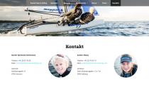 Danish Nacra Sailing