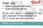 Få en Pinterest knap på din hjemmeside eller blog