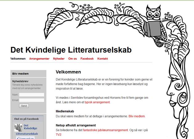 Det Kvindelige Litteraturselskab