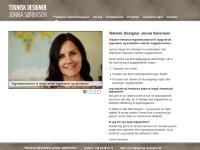Wordpress hjemmeside - webdesign