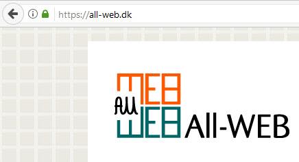 Nu skal din hjemmeside køre https