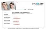 Strup Kommunikation - Egen 404 fejlside